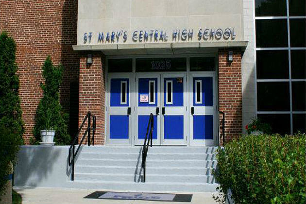 The 62nd Annual St Mary S Central High School Carnival Is