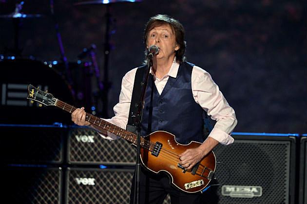 The Beatles Polska: McCartney zagrał w Fargo