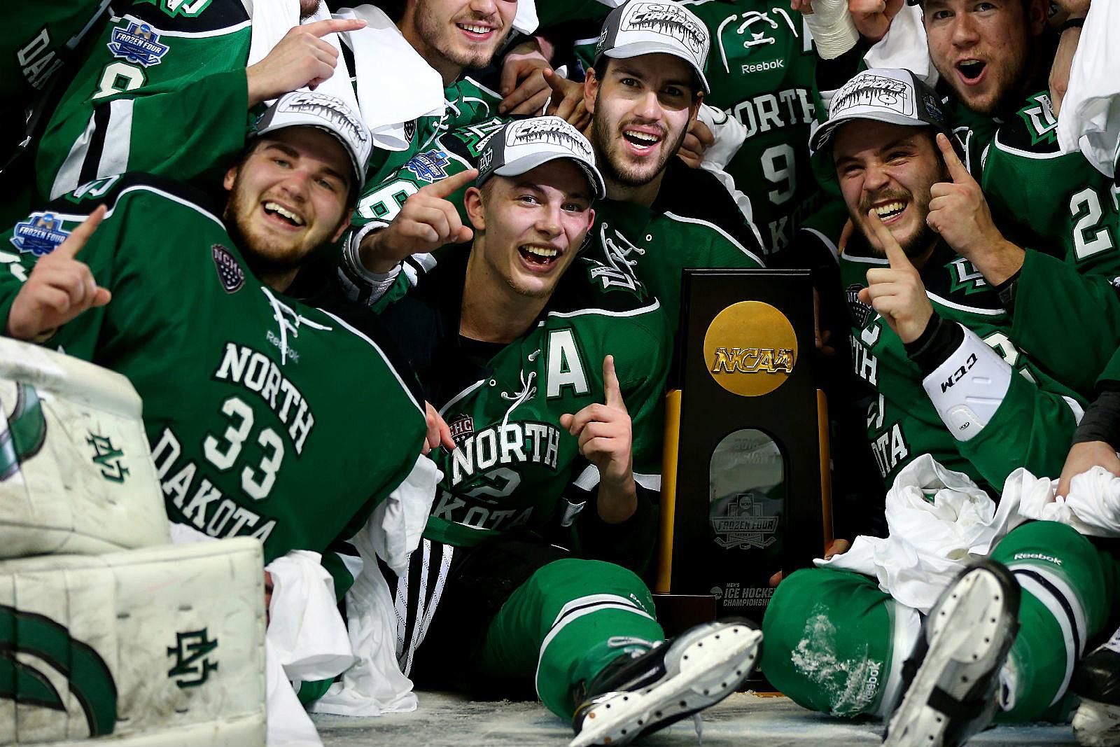 University of North Dakota Hockey